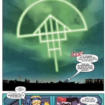 The Doom Signal Starts a Hostile Takeover in DC Comics Today (Hawkman, Supergirl, JLO, Catwoman Spoilers)