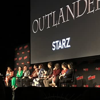 Time, Space and History be Damned- Outlander Cast Holds Court at Madison Square Garden for NYCC