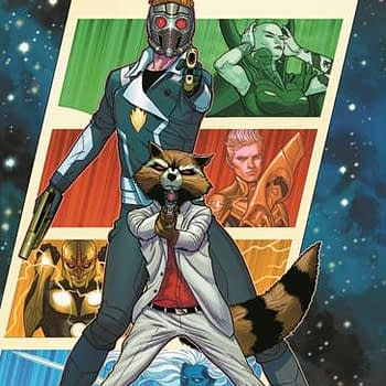 Al Ewing and Juann Cabal Launch New Guardians of the Galaxy Team in January
