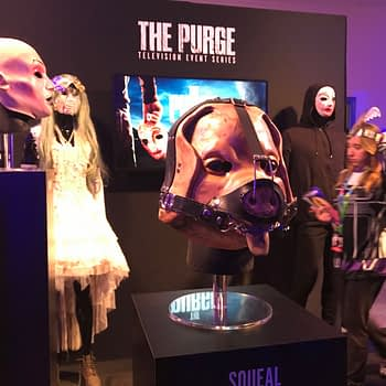 You're Nobody in America Unless Somebody Wants to Purge You- The Purge Season Two on USA