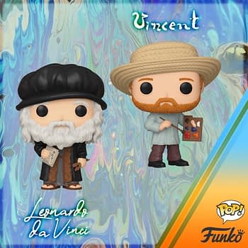 Historical Funko Pop Artists, Presidents and Icons Are Coming Soon