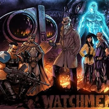 Jim Lee Draws Watchmen - And Then Lost It