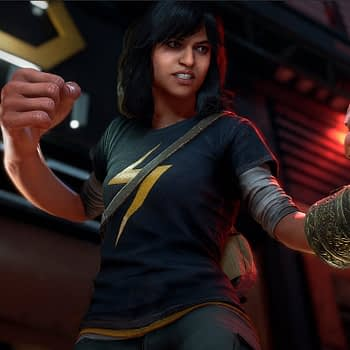 "Ms. Marvel Officially Joins ""Marvel's Avengers"" As Playable Character"