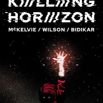 Jamie McKelvie and Matthew Wilson Launch The Killing Horizon at Image in 2020