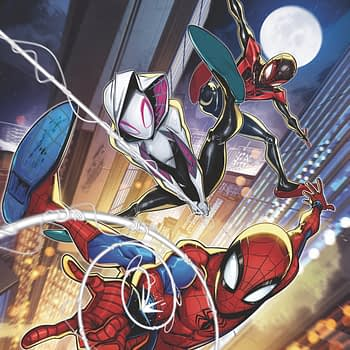 IDW Relaunches Spider-Man in January with Brandon Easton and Fico Ossio