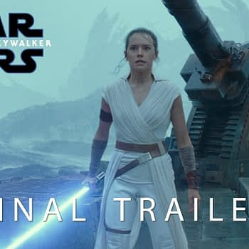 "The Final Trailer for ""Star Wars: The Rise of Skywalker"" Drops"