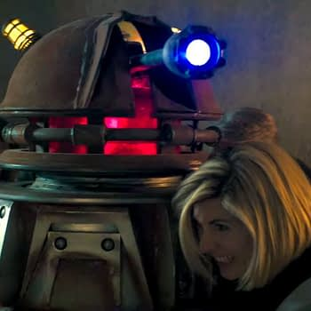 """Doctor Who"": BBC Releases ""How to Destroy a Dalek"" Clip to Remind Us the Show Isn't Cancelled"
