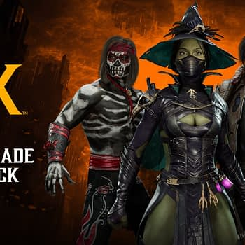 """Mortal Kombat 11"" Gets It's Own Halloween-Themed In-Game Event"