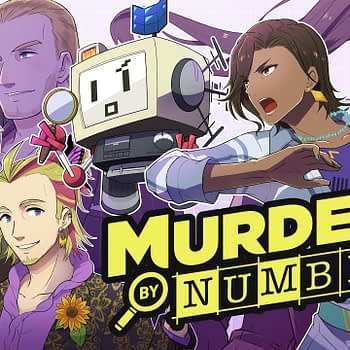 """The Irregular Corporation Announces """"Murder By Numbers"""" For 2020"""