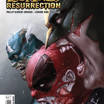 Marvel Zombies: Resurrection #1 [Preview]