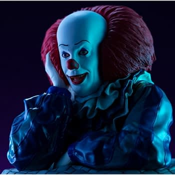 IT (1992) is Waiting for You with New ARTFX Kotobukiya Statue