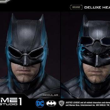 Batman Goes Tactical in New Prime 1 Studio Statue