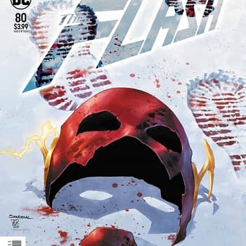 The Flash #80 [Preview]