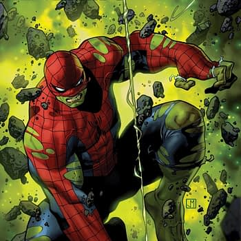 Hulkverines Are Old News, But What About Spider-Hulk From Tom Taylor and Jorge Molina in January?