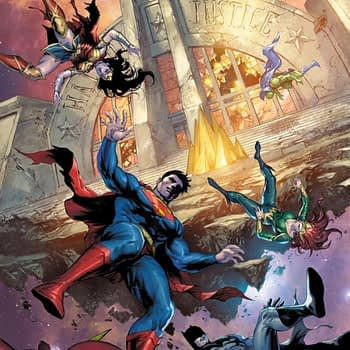 Scott Snyder Justice League