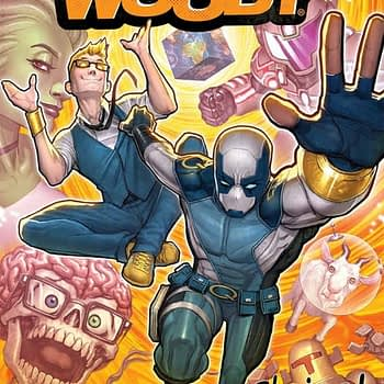 Hastings and Browne Relaunch Quantum and Woody at Valiant in 2020