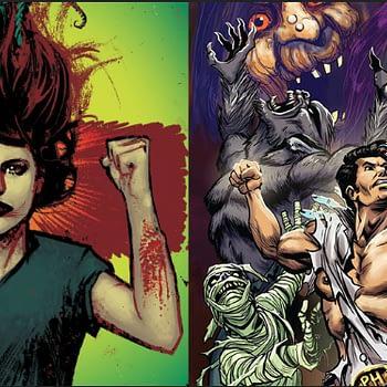 Oh, the Indie Horror!: InferNoct & El Peso Hero