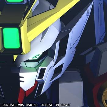 """SD Gundam G Generation Cross Rays"" Headed West Next Month"