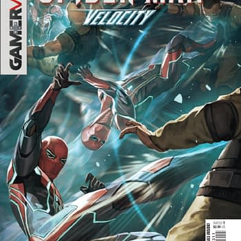 Spider-Man: Velocity #3 [Preview]