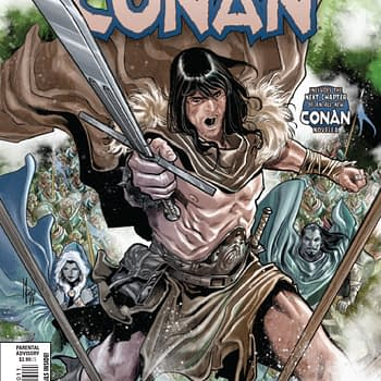 Roy Thomas Returns in Savage Sword of Conan #10 [Preview]