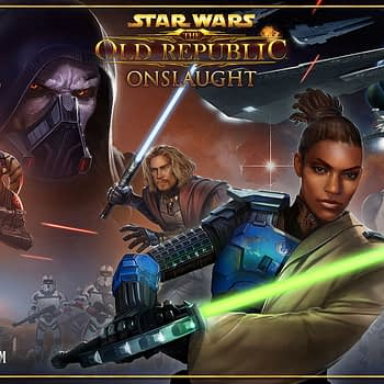 "The Onslaught Expansion For ""Star Wars: The Old Republic"" Is Available"
