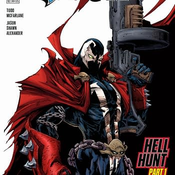 Todd McFarlane will Draw a 5-Page Story in Spawn #301 - and More Besides