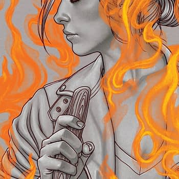 Speculator Corner: Hellmouth #1 Is Selling For Up To $100