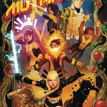 Ed Brisson Shares Details on New Mutants at NYCC
