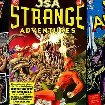 DC Comics to Announce Strange Adventures TV Show at NYCC?