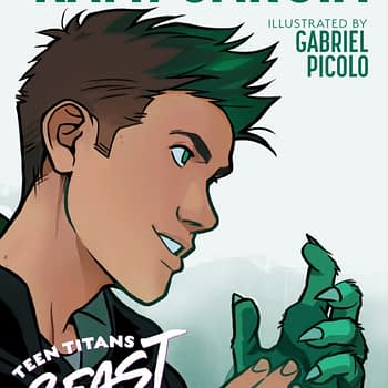 New Art from Kami Garcia and Gabriel Picolo's Teen Titans: Beast Boy at NYCC