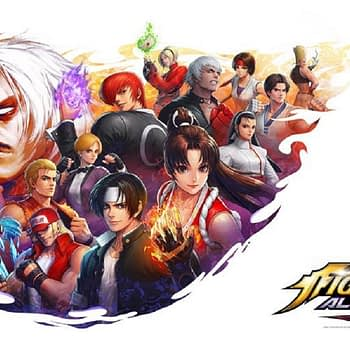 """The King Of Fighters AllStar"" Launches Today On Mobile"