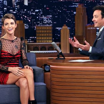 """Batwoman"" Star Ruby Rose Talks Stunt That Nearly Left Her Paralyzed [VIDEO]"