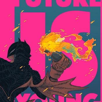 DC Comics Keep Rafael Grampa's Cover on Dark Knight Returns Despite Chinese Protests