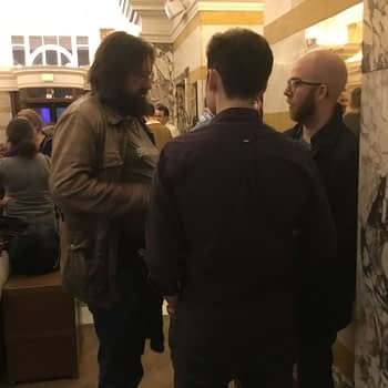 The Society Photos of Thought Bubble Launch Party 2019