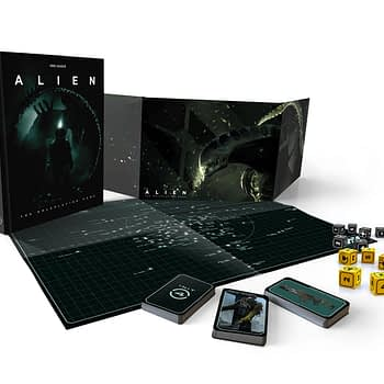 "Free League Publishing Will Show Off ""Alien"" RPG At PAX Unplugged"