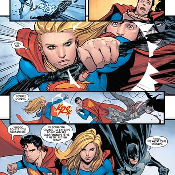 Now Supergirl and Batman/Superman Tell The Same Story