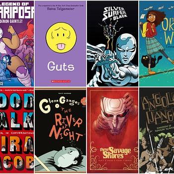 Gosh Comics' Top 20 Comics For Adults and Kids of 2019