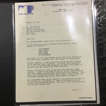 Jim Shooter Memos