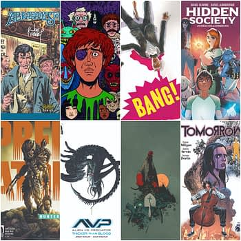 BANG!, Blackwood, BPRD, Tomorrow, Hidden Society and Predator Hunters III Launch in Dark Horse Comics February 2020 Solicits