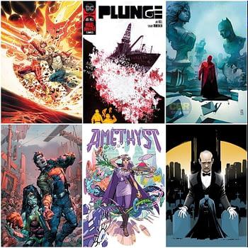 DC Comics February 2020 Solicitations, Titles Frankensteined