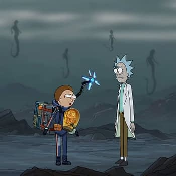 """Rick and Morty"" Meet ""Death Stranding"" in This Hilarious Mashup"