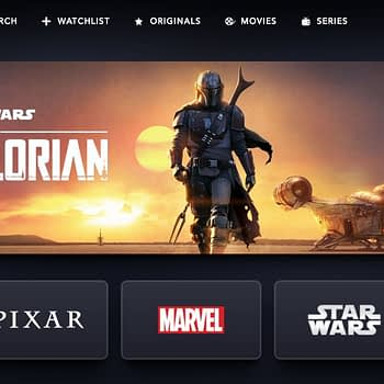 Disney + Only Hours Old, Already Experiencing Growing Pains