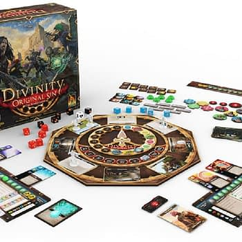 """""""Divinity: Original Sin - The Board Game"""" Gets Funded In Four Hours"""
