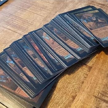 "Following Up on The Misprinted ""Command 2019"" Deck - ""Magic: The Gathering"""