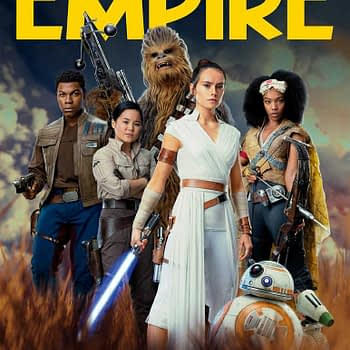 """New Empire Covers Show Off the Entire """"Star Wars: The Rise of Skywalker"""" Cast"""