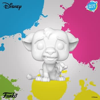 Create Your Own Funko Pop's with New DIY Disney