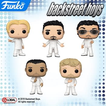 Backstreet Boys Funko Pops Coming Are Larger Than Life