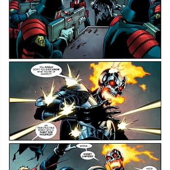 Improbable Previews: A Dark Fate for Ghost Rider 2099
