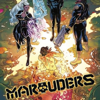 Marauders #3 [Preview]
