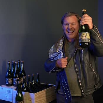 Chris Jericho Launches 'A Little Bit of the Bubbly' Sparkling Wine